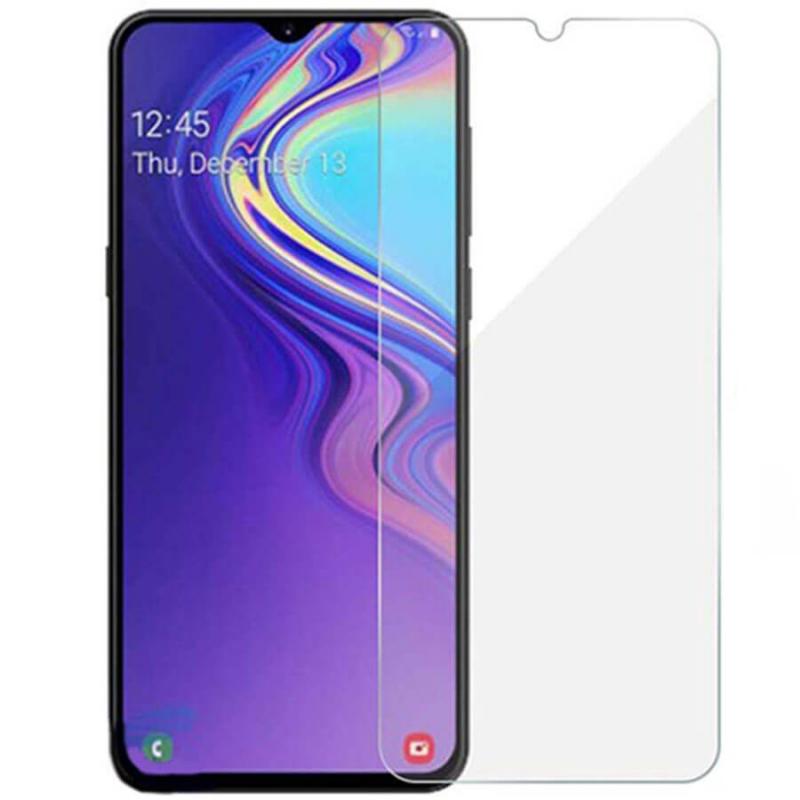 Гибкое защитное стекло 2.5D Nano (без упаковки) для Samsung Galaxy A10 / A10s / M10