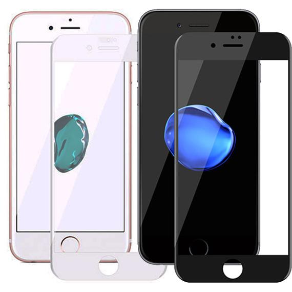 """Гибкое ультратонкое стекло Caisles для Apple iPhone 8 (4.7"""")"""