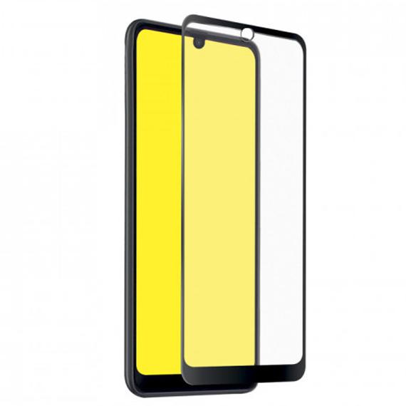 Гибкое защитное стекло Nano (full glue) (без упак.) для Xiaomi Redmi 8 / 8A