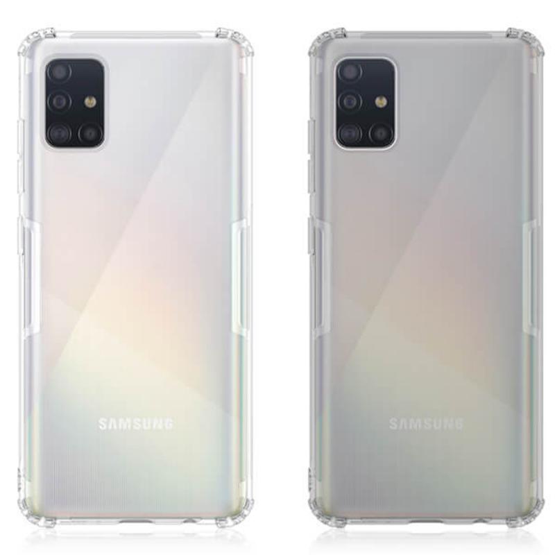 TPU чехол Nillkin Nature Series для Samsung Galaxy A51