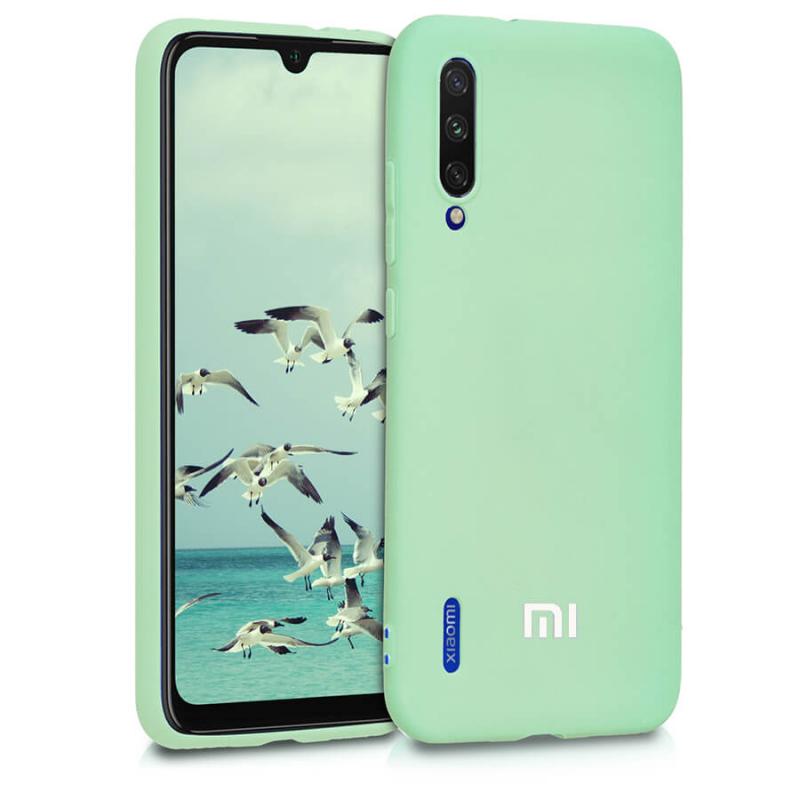 Чехол Silicone Case Full Protective для Xiaomi Mi A3 (CC9e)