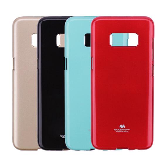 TPU чехол Mercury iJelly Metal series для Samsung G955 Galaxy S8 Plus