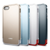 Чехол SGP Linear Metal Series для Apple iPhone 5/5S/SE (+ пленка)