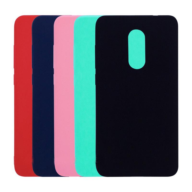 Силиконовый чехол Candy для Xiaomi Redmi Note 4X / Note 4 (SD)