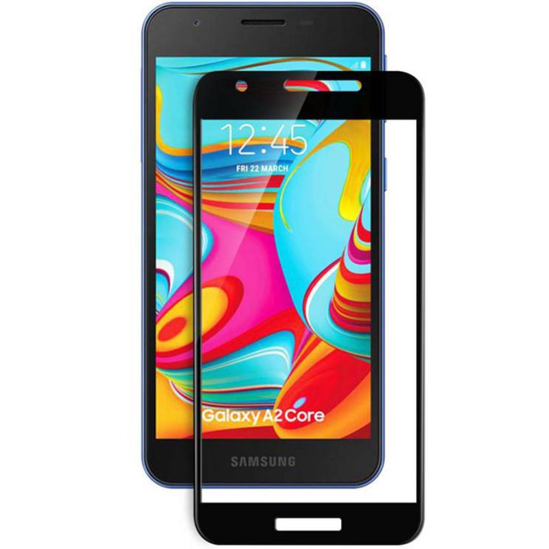 Защитное стекло Nillkin (CP+ max 3D) для Samsung Galaxy A2 Core