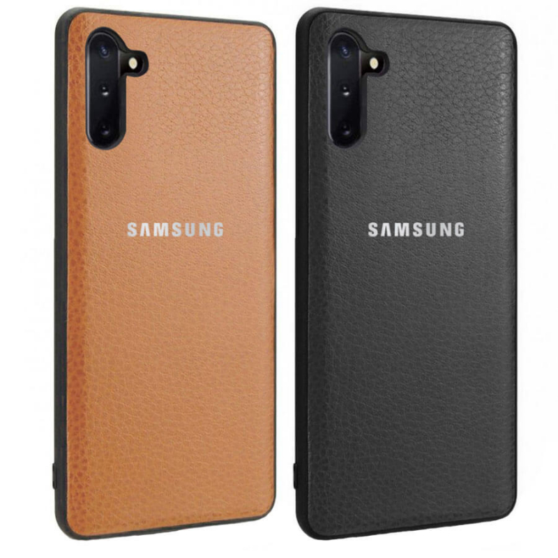 Кожаная накладка Classic series для Samsung Galaxy Note 10