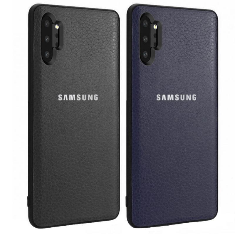 Кожаная накладка Classic series для Samsung Galaxy Note 10 Plus