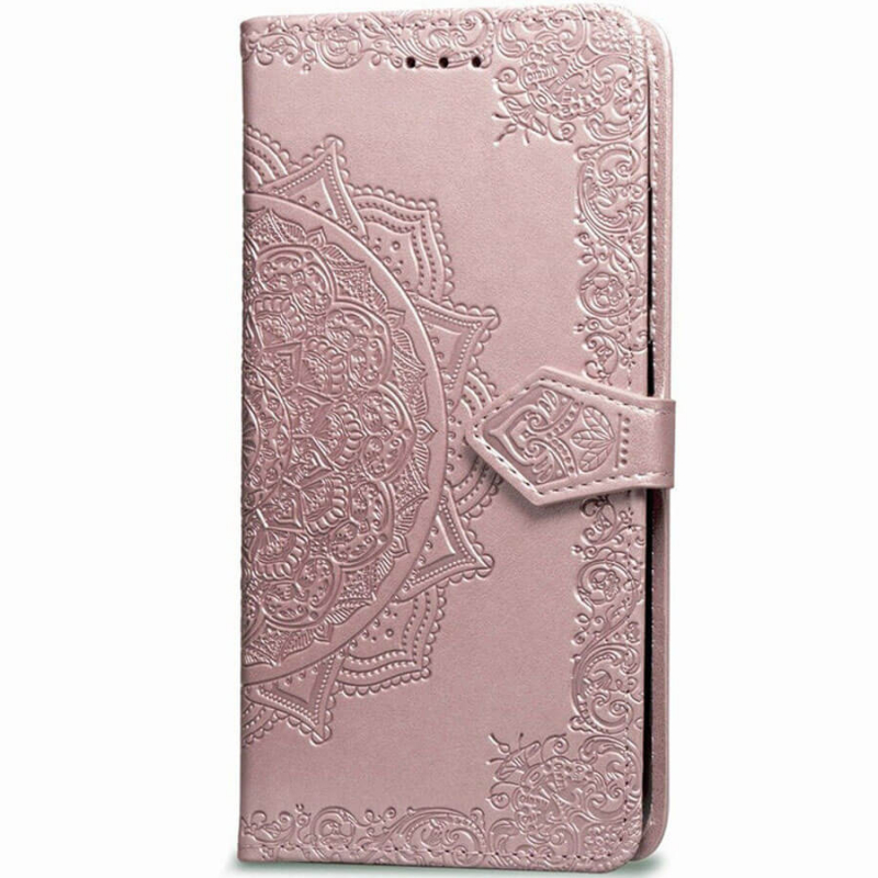 Кожаный чехол (книжка) Art Case с визитницей для Huawei Honor 8X
