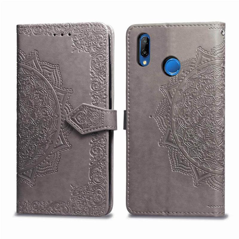 Кожаный чехол (книжка) Art Case с визитницей для Huawei P Smart+ (nova 3i)