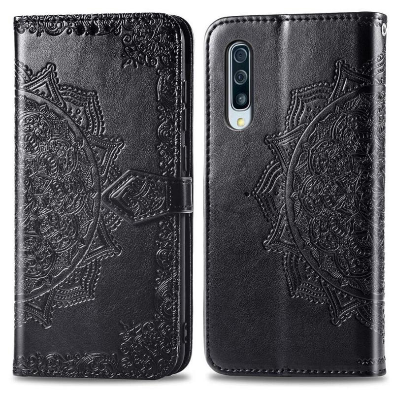 Кожаный чехол (книжка) Art Case с визитницей для Huawei P40 Lite E