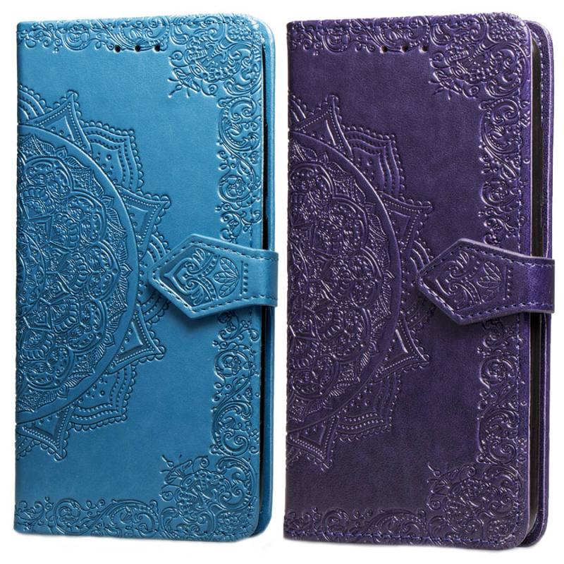 Кожаный чехол (книжка) Art Case с визитницей для Xiaomi Mi 5X / Mi A1