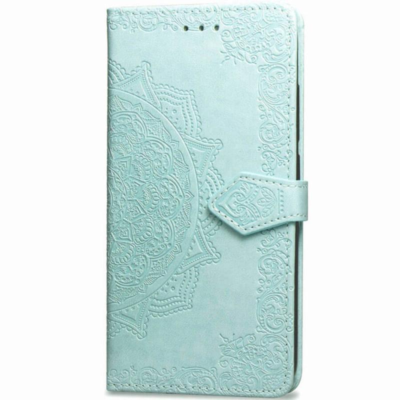 Кожаный чехол (книжка) Art Case с визитницей для Xiaomi Mi 6X / Mi A2