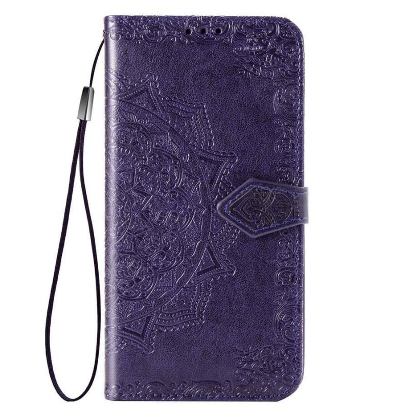Кожаный чехол (книжка) Art Case с визитницей для Xiaomi Mi 9 SE