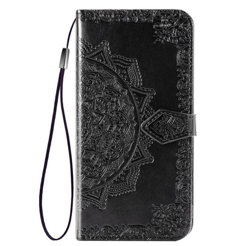 Кожаный чехол (книжка) Art Case с визитницей для Xiaomi Mi Max