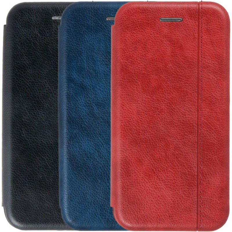 Кожаный чехол (книжка) Classy Line для Samsung Galaxy A50 (A505F) / A50s / A30s