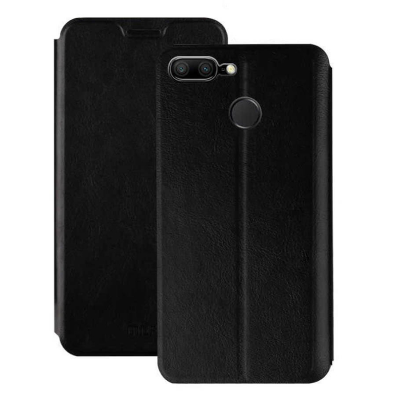 Кожаный чехол (книжка) MOFI Rui Series для Huawei Honor 9 Lite