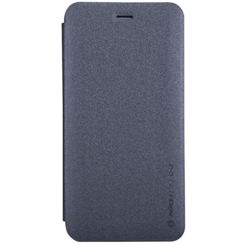 Кожаный чехол (книжка) Nillkin Sparkle Series для Asus ZenFone 5Z