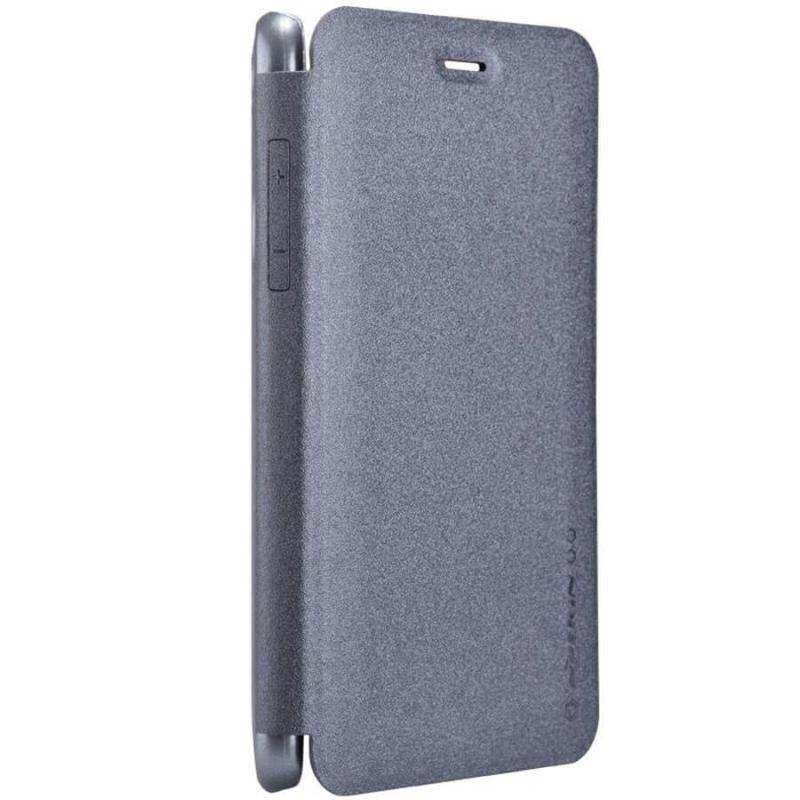 Кожаный чехол (книжка) Nillkin Sparkle Series для Vivo X27