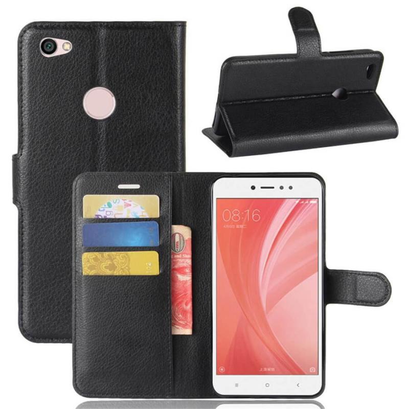 Чехол (книжка) Wallet с визитницей для Xiaomi Redmi 5A