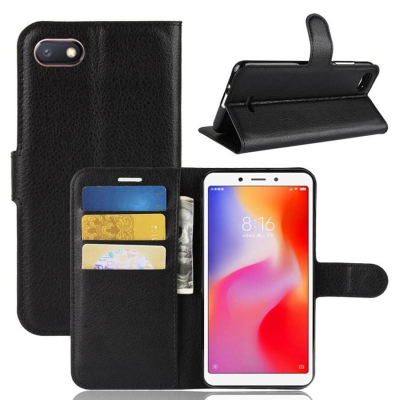 Чехол (книжка) Wallet с визитницей для Xiaomi Redmi 6A