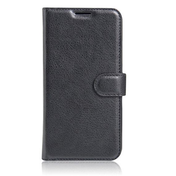 Чехол (книжка) Wallet с визитницей для Meizu M5c