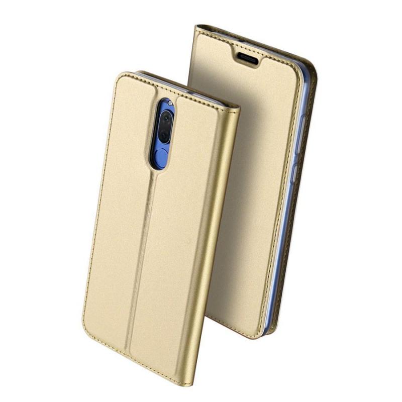 Чехол-книжка Dux Ducis с карманом для визиток для Huawei Mate 10 Lite