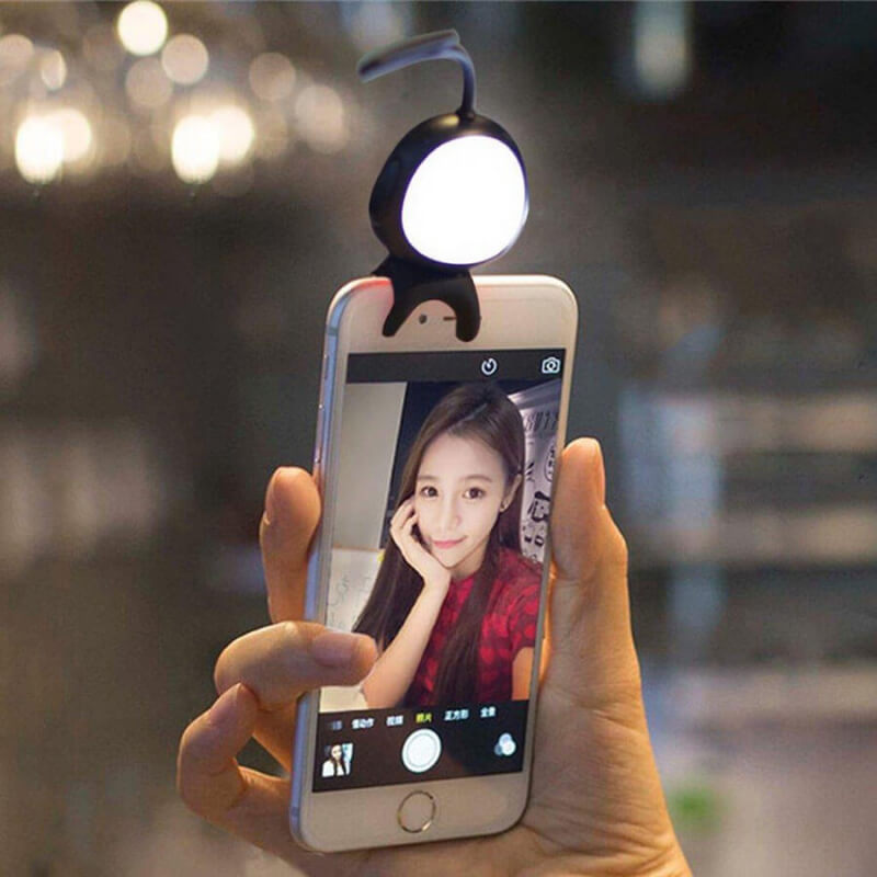 LED подсветка L1 на смартфон для селфи