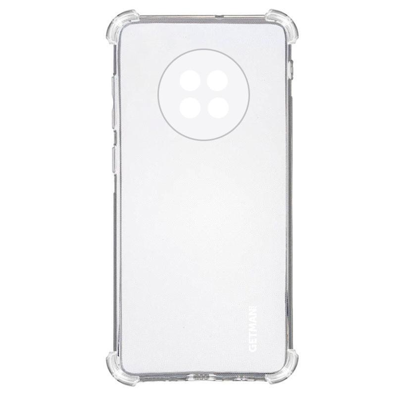 TPU чехол GETMAN Ease logo усиленные углы для Xiaomi Redmi Note 9 5G / Note 9T