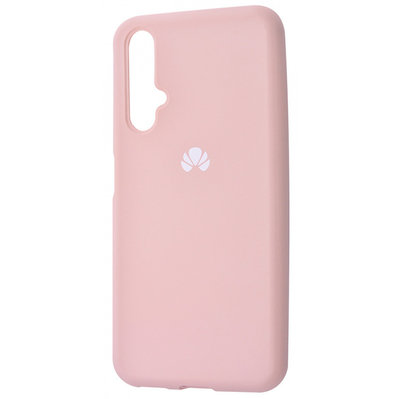 Чехол Silicone Cover Full Protective (AA) для Huawei Honor 20 Pro