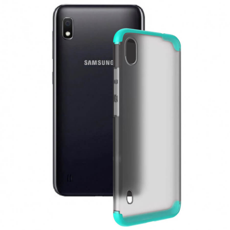 Матовая PC накладка GKK LikGus 360 градусов для Samsung Galaxy A10 (A105F)