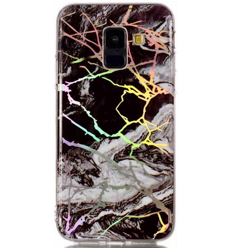 TPU чехол Marble Series для Samsung J600F Galaxy J6 (2018)
