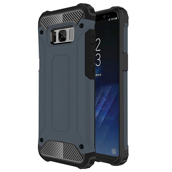 Бронированный противоударный TPU+PC чехол Immortal для Samsung G950 Galaxy S8