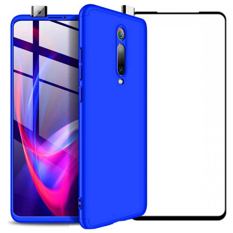 Накладка 360 градусов +стекло со скидкой 40% для Xiaomi Redmi K20 / K20 Pro / Mi9T / Mi9T Pro
