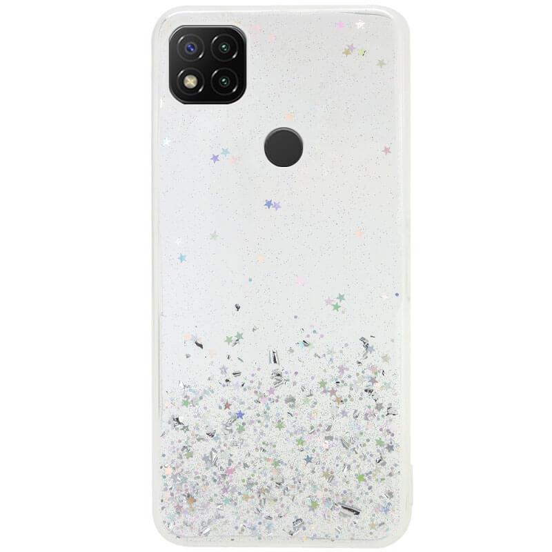 TPU чехол Star Glitter для Xiaomi Redmi 9C