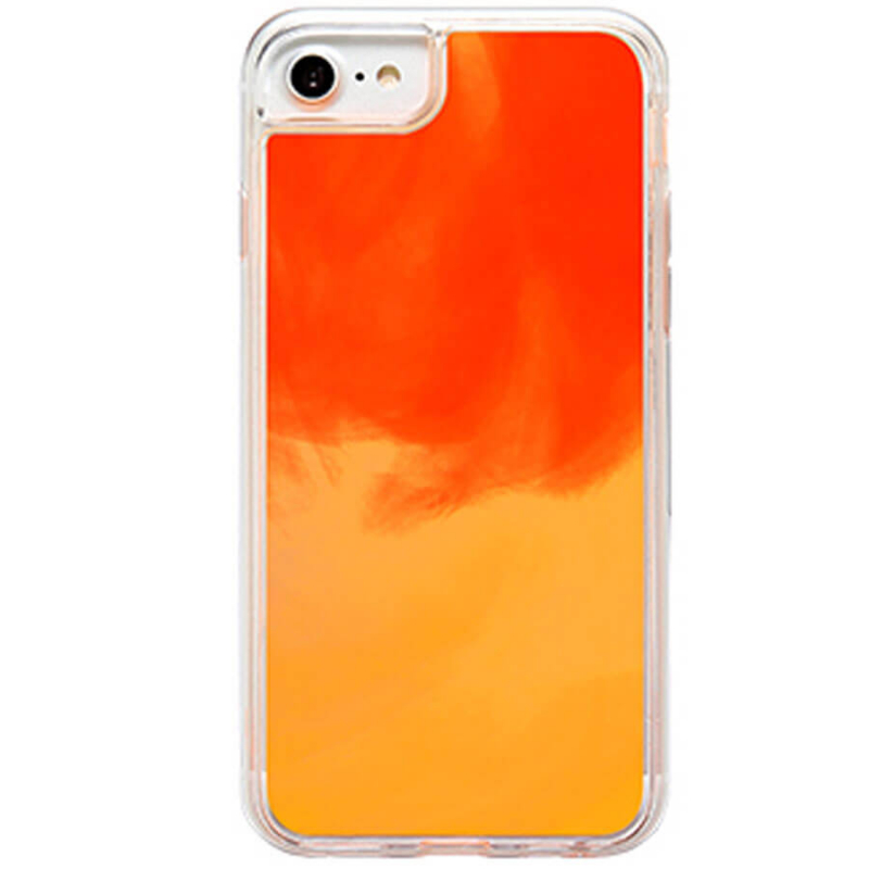 "Неоновый чехол Neon Sand glow in the dark для Apple iPhone 8 (4.7"")"