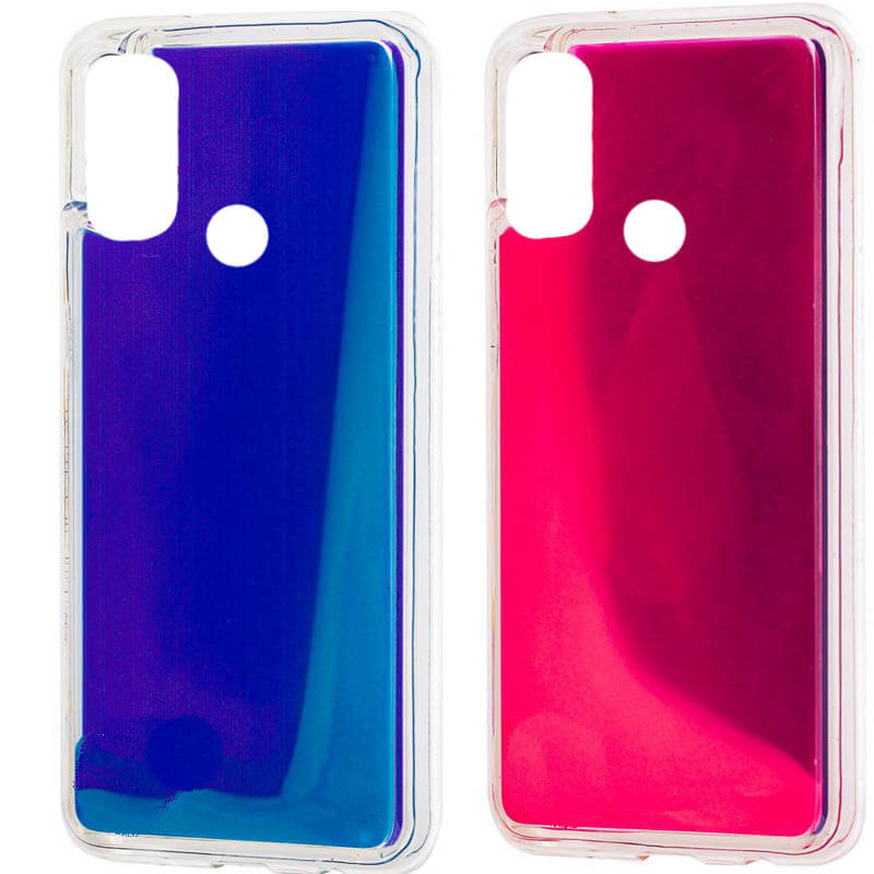 Неоновый чехол Neon Sand glow in the dark для Samsung Galaxy M30s