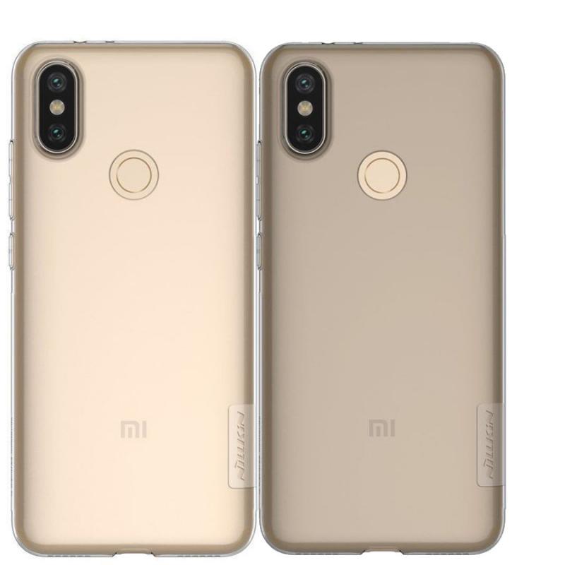 TPU чехол Nillkin Nature Series для Xiaomi Mi 6X / Mi A2