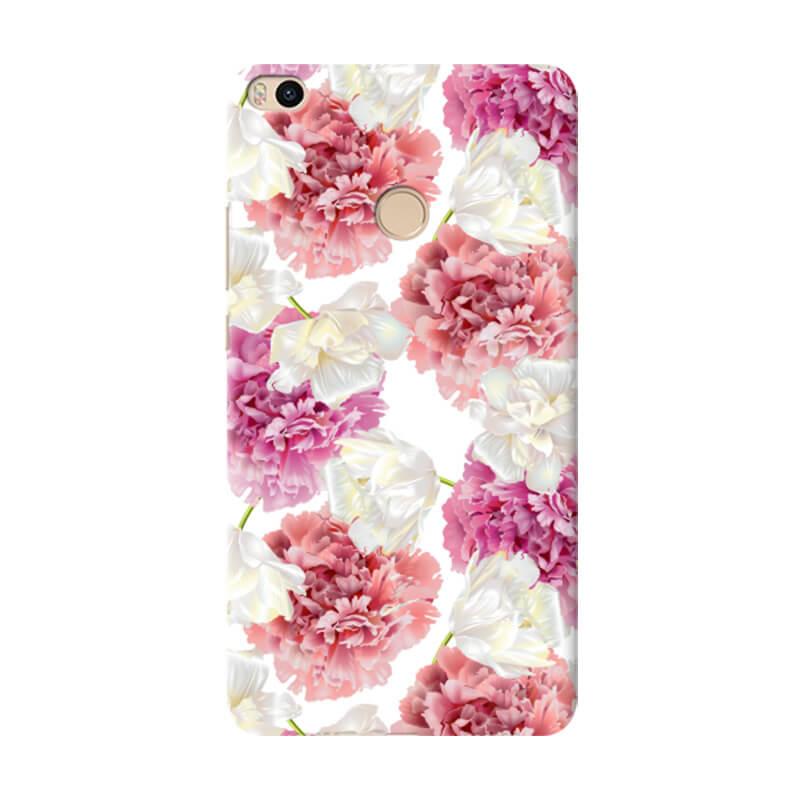 Чехол Only Flowers для Xiaomi Mi Max 2
