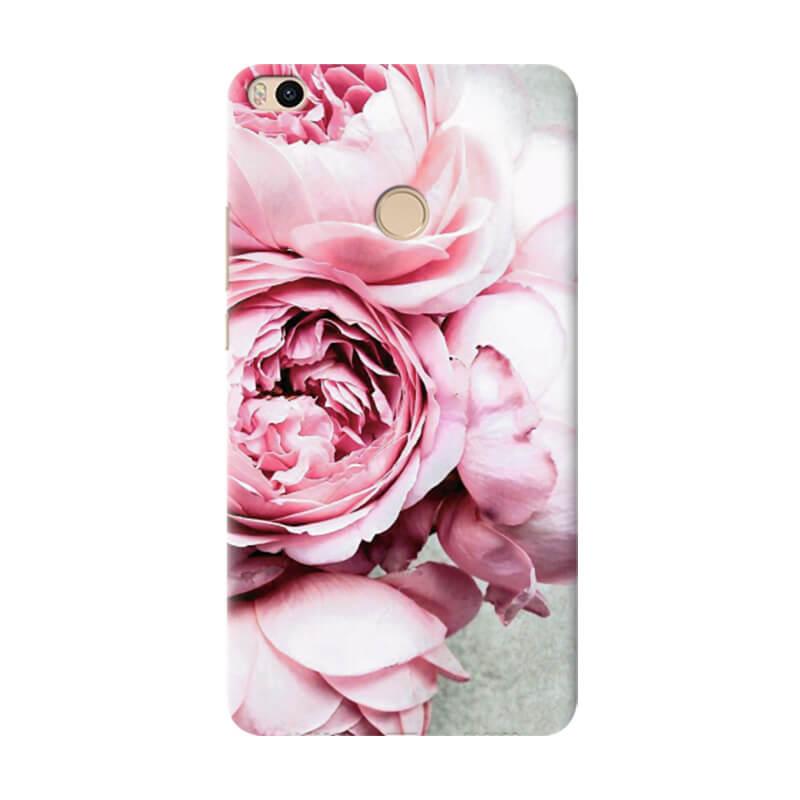 Чехол Peony Flowers для Xiaomi Mi Max 2