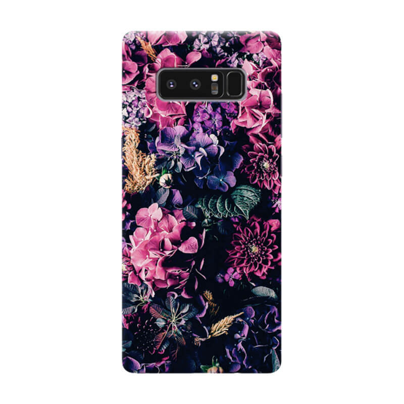 Чехол Flowers Explosion для Samsung Galaxy Note 8