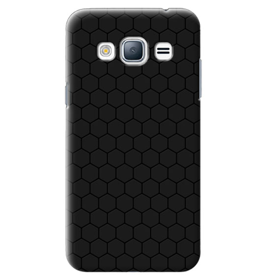Чехол Honeycombs для Samsung J320F Galaxy J3 (2016)