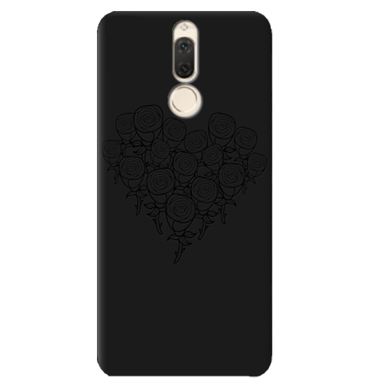 Чехол Roses Heart для Huawei Mate 10 Lite
