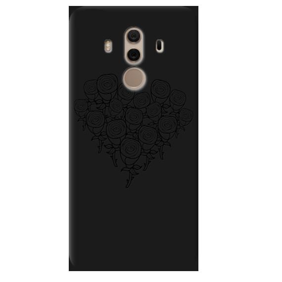 Чехол Roses Heart для Huawei Mate 10 Pro