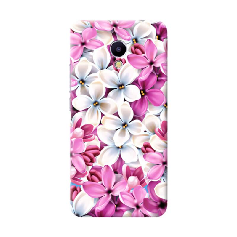 Чехол Spring Flowers для Meizu m5s