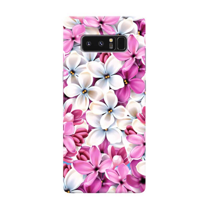 Чехол Spring Flowers для Samsung Galaxy Note 8