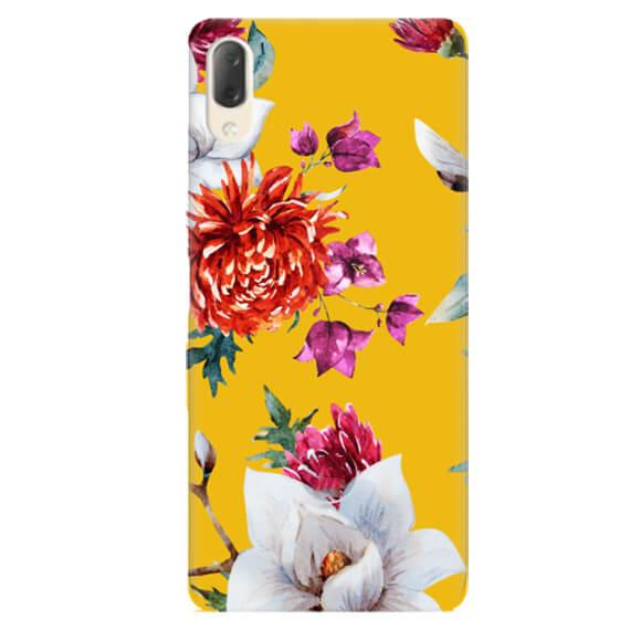 Чехол Flowers On The Sun для Sony Xperia L3