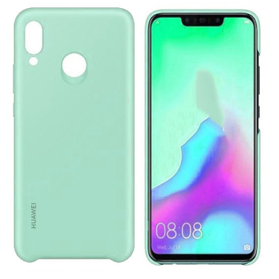 Чехол Silicone Cover (AA) для Huawei Nova 3