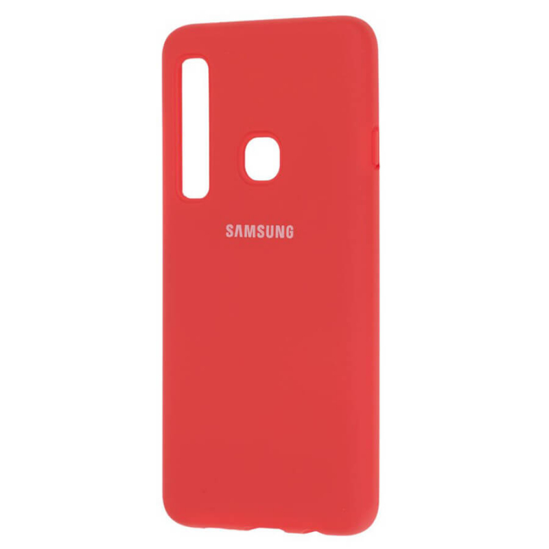 Чехол Silicone case для Samsung Galaxy A9 (2018)