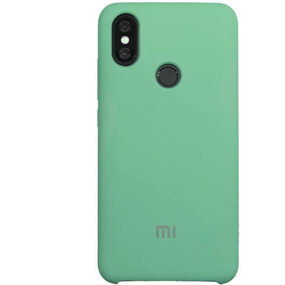 Чехол Silicone Cover (AA) для Xiaomi Mi 6X / Mi A2