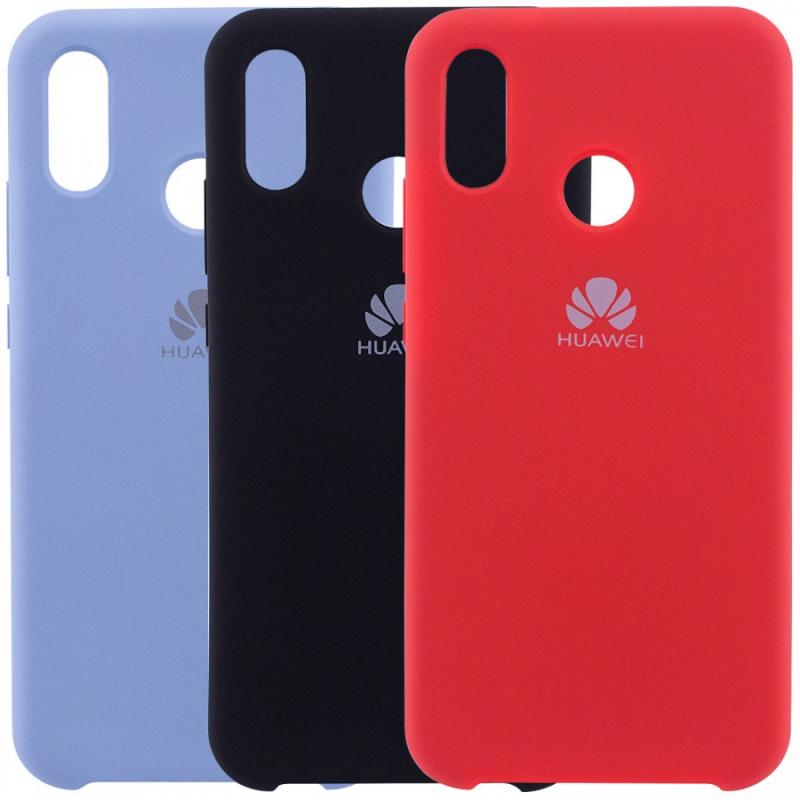 Чехол Silicone case для Huawei P20 Lite